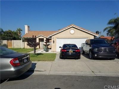 Fontana Single Family Home For Sale: 9205 Palm Lane