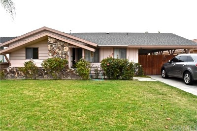 Downey Single Family Home For Sale: 12124 Marbel Avenue