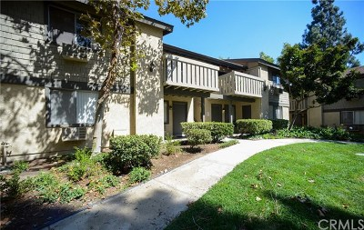 Pomona Condo/Townhouse Active Under Contract: 960 E Bonita Avenue #103