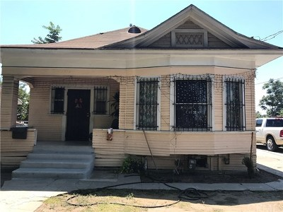 Los Angeles Single Family Home For Sale: 1376 E 109th Street
