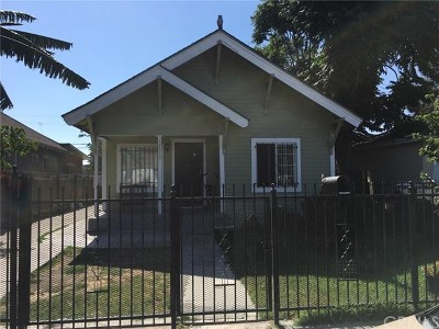 Los Angeles Single Family Home For Sale: 10513 Croesus Avenue