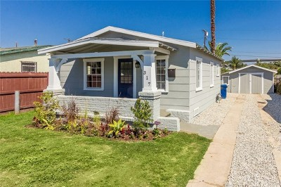 Los Angeles Single Family Home For Sale: 317 W 118th Place