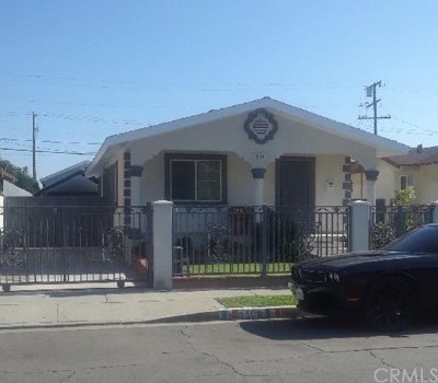 Los Angeles Single Family Home For Sale: 1168 E 60th Street