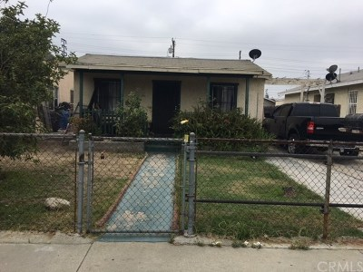 Maywood Multi Family Home For Sale: 4054 E 55th Street