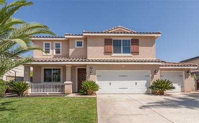 Moreno Valley Single Family Home For Sale: 24630 Polaris Drive