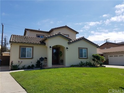 Downey CA Single Family Home For Sale: $639,000