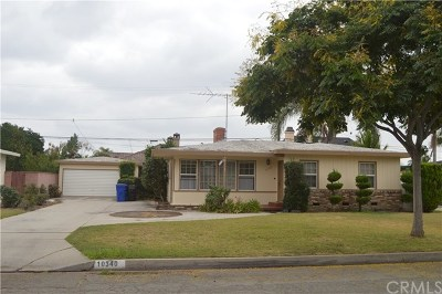 Downey CA Single Family Home For Sale: $649,999