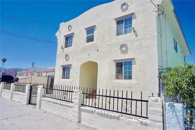 San Pedro Multi Family Home For Sale: 456 W 14th Street