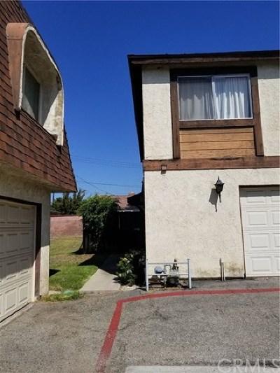 Covina Condo/Townhouse Active Under Contract: 618 N Glendora Avenue