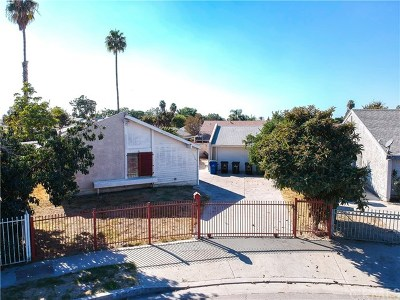 Los Angeles Single Family Home For Sale: 10369 Bandera Street