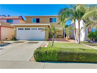 Carson Single Family Home For Sale: 21825 Foley Avenue