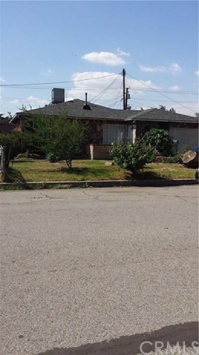 Fontana Single Family Home For Sale: 8674 Rosena Avenue