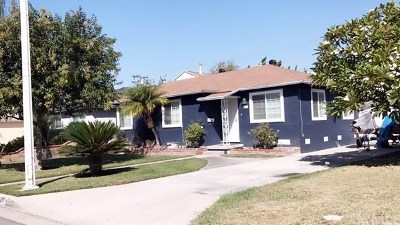 Downey Single Family Home For Sale: 9527 Adoree Street