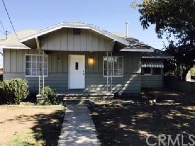 Colton Single Family Home For Sale: 834 Terrace Avenue