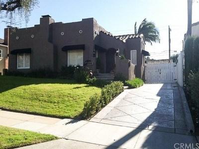 Glendale Single Family Home For Sale: 1304 Carmen Drive