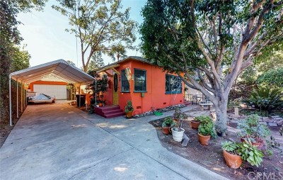 Orange Multi Family Home For Sale: 806 E Almond Avenue