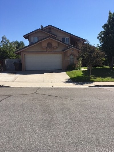Fontana Single Family Home For Sale: 7541 Lily Court