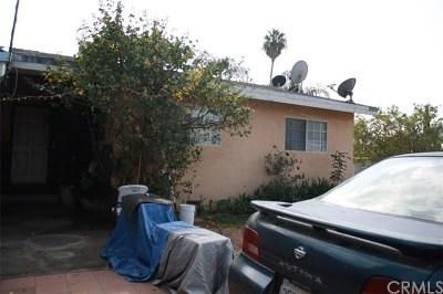 Rialto Single Family Home For Sale: 391 E Carter Street