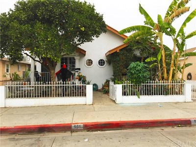 Los Angeles Multi Family Home For Sale: 959 S Ford Boulevard