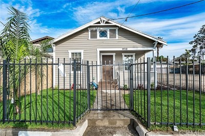 Los Angeles Single Family Home For Sale: 9710 Defiance Avenue