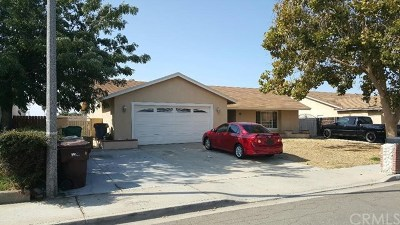 Moreno Valley Single Family Home For Sale: 24343 Finley Drive