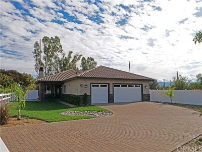 Riverside Single Family Home For Sale: 4612 Duarte Court