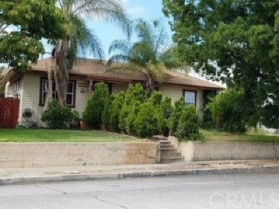 Whittier Multi Family Home Active Under Contract: 12611 Beverly Boulevard