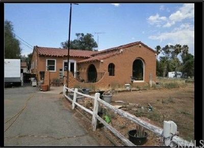 Perris Single Family Home For Sale: 20404 Telford