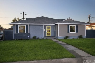 West Covina Single Family Home For Sale: 131 S Cherrywood Street