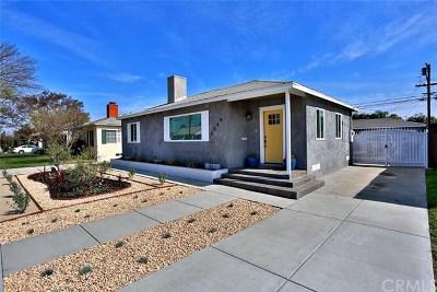 Long Beach Multi Family Home For Sale: 4340 Maury Avenue