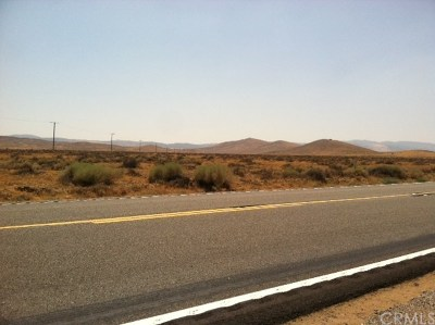 Barstow Residential Lots & Land For Sale: Vacant Land