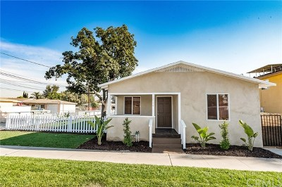 Downey Single Family Home For Sale: 12004 Patton Road