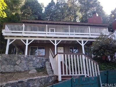 Crestline Single Family Home For Sale: 24299 Bernard Drive