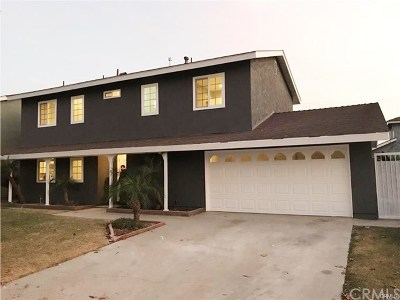 Cypress Single Family Home For Sale: 4412 Marion Avenue
