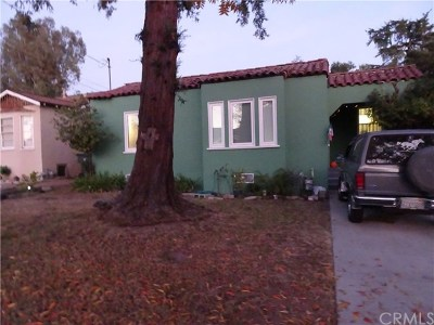 Pasadena Single Family Home For Sale: 2070 Glen Avenue