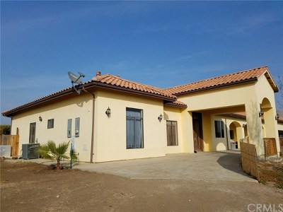 Porterville Single Family Home For Sale: 26574 Avenue 100