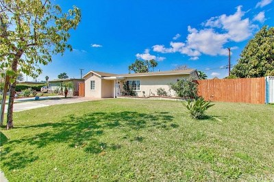 Whittier CA Single Family Home Active Under Contract: $466,000