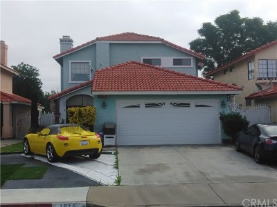 Perris Single Family Home For Sale: 1615 Glenview Drive