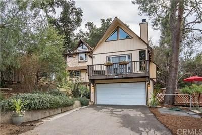 Topanga Single Family Home For Sale: 20500 Paradise Lane