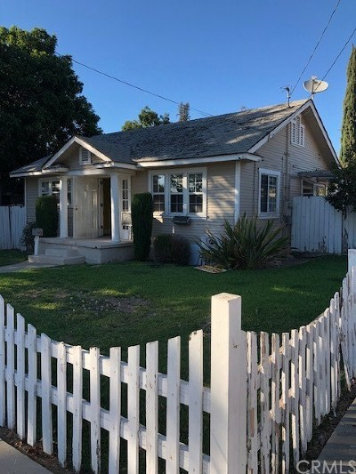 Whittier Single Family Home For Sale: 12341 Muir Court