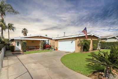 West Covina Single Family Home For Sale: 1659 S Sandia Avenue