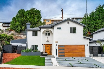 San Pedro Single Family Home For Sale: 1178 W 6th Street