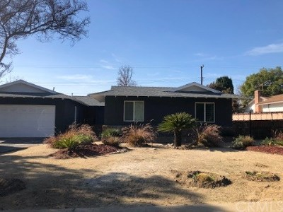 Claremont Single Family Home For Sale: 551 Sycamore Avenue