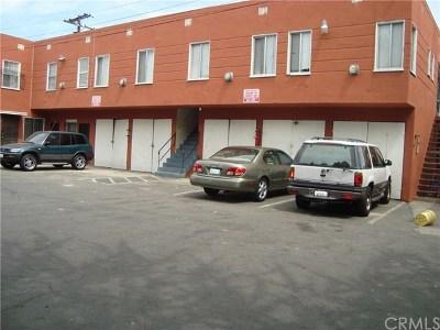 Lynwood Multi Family Home For Sale: 11615 Long Beach Boulevard