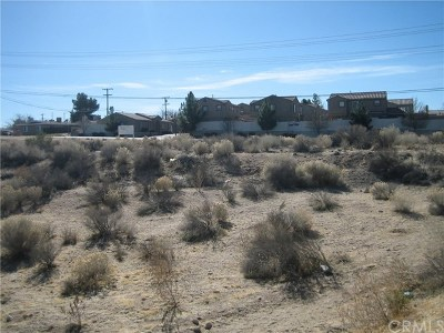 Victorville CA Residential Lots & Land For Sale: $150,000