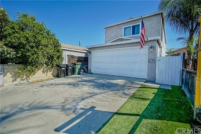 Downey CA Single Family Home For Sale: $429,999