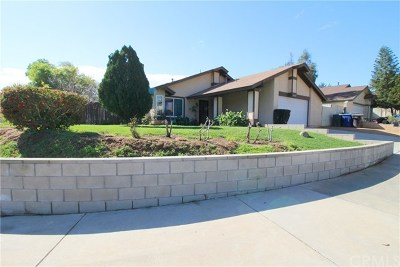 Riverside Single Family Home For Sale: 11202 Cypress Avenue