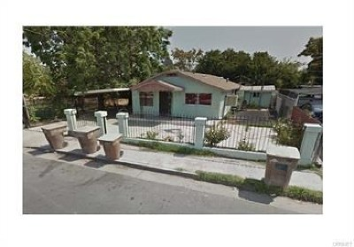 Bakersfield Multi Family Home For Sale: 933 Texas Street