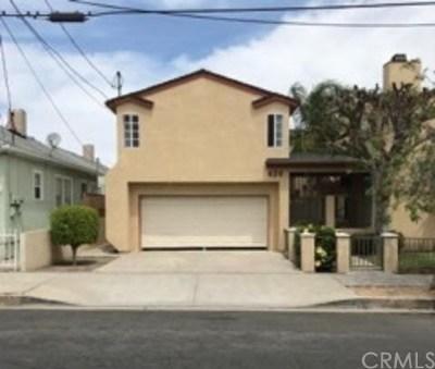 San Pedro Condo/Townhouse For Sale: 426 W 12th Street #6