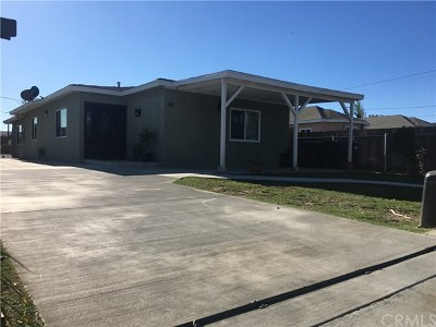 La Puente Single Family Home For Sale: 158 S Orange Blossom Avenue